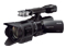Sony Interchangeable Lens HD Camcorder and Lens