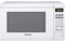 Panasonic White 1.2 Cu. Ft. Microwave Oven