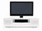 BDI Nora 8239 Glossy White TV Stand