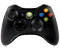 Microsoft Xbox 360 2.4Ghz Black Wireless Controller
