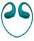 Sony Waterproof MP3 Blue Wireless Sports Walkman
