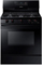 Samsung Black Freestanding Gas Range