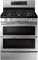 Samsung Stainless Steel Flex Duo Freestanding Gas Range