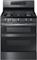 Samsung Black Stainless Steel Flex Duo Freestanding Gas Range
