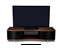 BDI Ola Series Chocolate Walnut TV Stand