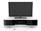 BDI Ola 8137 White TV Stand