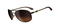 Oakley Given Polished Gold With Dark Brown Gradient Lens Womens Sunglasses