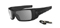 Oakley Batwolf Matte Black and Grey Polarized Lens Mens Sunglasses