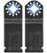 "Bosch Tools 1-1/4"" Multi-Tool Carbide Tooth Plunge Cut Blade 2 Pack"
