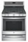"GE Profile 30"" Stainless Steel Dual-Fuel Free-Standing Convection Range With Warming Drawer"