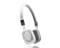 Bowers & Wilkins P3 White On-Ear Headphones