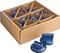 Thermador Blue Metal Knob Kit