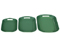 Le Creuset Fennel Set of 3 Platters