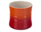 Le Creuset Large 2.75 Qt Flame Utensil Crock