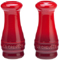 Le Creuset Cherry Salt And Pepper Shakers