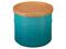 Le Creuset Caribbean 1.5 Qt. Stoneware Storage Canister