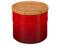 Le Creuset Cerise 1.5 Qt. Stoneware Storage Canister