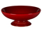 Le Creuset Cerise Footed Serving Bowl