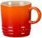 Le Creuset Flame Espresso Mug