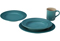 Le Creuset 4-Piece Carribean Dinnerware Set