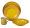 Le Creuset 4-Piece Dijon Dinnerware Set