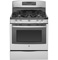 "GE Profile 30"" Stainless Steel Gas Range"
