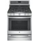 "GE Profile 30"" Stainless Steel Freestanding Gas Range"