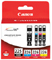 Canon Printer Color Ink Cartridge 4 Pack