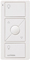 Lutron Pico White Remote Control for Caseta Wireless Dimmers