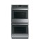 "GE Profile 27"" Stainless Steel Built-In Double Wall Oven"
