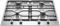 "Bertazzoni 24"" Professional Series Stainless Steel Segmented Gas Cooktop"