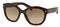 Prada Havana Brown Womens Sunglasses