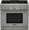 "Thermador 36"" Pro-Style Stainless Steel Natural Gas Range"