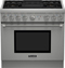 "Thermador 36"" Professional Series Pro Harmony Gas Range"