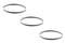 "Bosch Tools 3 Piece 44-7/8"" 24 TPI Fine Cutting Portable Band Saw Blade"