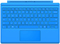 Microsoft Surface Pro 4 Bright Blue Type Cover