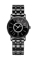 Rado Diamaster M Quartz Jubile Black Dial Womens Watch