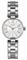 Rado Coupole S Quartz Silver Dial Ladies Watch