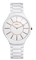 Rado True Thinline Mens White Dial Watch