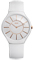 Rado True Thinline Womens White Watch