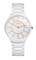 Rado True Thinline White Womens Watch