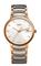 Rado Centrix Quartz Two-Tone Mens Watch