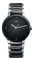 Rado Centrix L Quartz Jubile Black Mens Watch