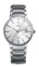Rado Centrix Mens Stainless Steel Silver Dial Watch