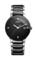 Rado Centrix Automatic Black Stainless Steel Mens Watch