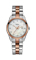 Rado HyperChrome Stainless Steel And Rose Gold Womens Watch