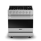 "Viking 30"" D3 Series Self Cleaning Stainless Steel Dual Fuel Range"