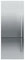 Fisher & Paykel ActiveSmart Stainless Steel Counter Depth Bottom Freezer Refrigerator