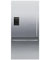 Fisher & Paykel 17 Cu. Ft. Stainless Steel ActiveSmart Counter Depth Bottom Freezer Refrigerator