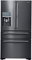 Samsung Counter Depth Black Stainless Steel 4-Door French Door Refrigerator